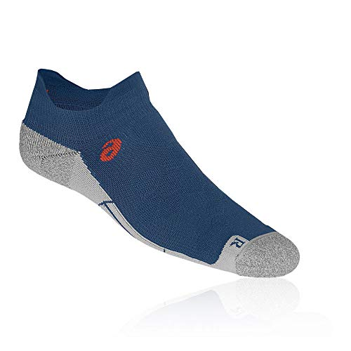 ASICS Road Ped Double Tab Socken - Large -