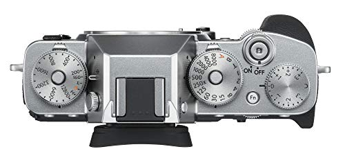 Lifestyles FUJIFILM X-T3 Body ONLY KIT Silver Without Lens Brand New Sealed