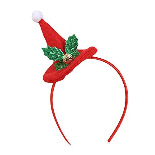 San Bodhi® süße Weihnachtsmütze, Stirnband, Kopfbedeckung, für Erwachsene und Kinder Halloween-trucker Hut