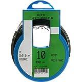 Profiplast PRP522426 Couronne de câble 10 m haut-parleurs hp 2 x 0,34 mm repère