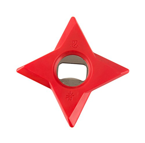 lzy-store Ninja Assassin, Stella Ninja frigorifero magneti Ninja freccette apribottiglie,