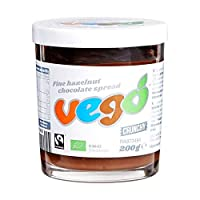 Vego Hazelnut Chocolate Spread, 200g