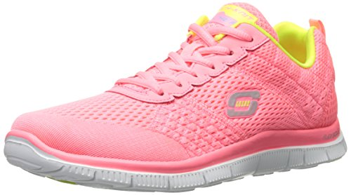 skechers-flex-appeal-obvious-choice-sneakers-da-donna-rosa-pkyl-36