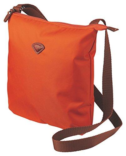 Bolsa de hombro agradable SALTO París, 28 cm, 0,6 L, Naranja