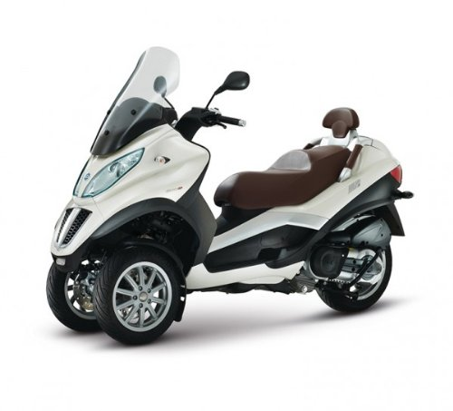 Piaggio MP3 Touring 300 i.e. LT, Farben:Blau Midnight 222/A