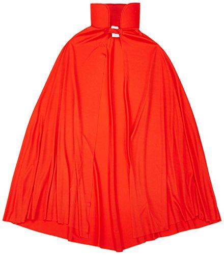 Supergirl Bilder Kostüm - Rubie's 2 850 - Softcape Kostüm, Einheitsgröße, rot