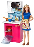 Barbie  Playset La Cucina, DVX54