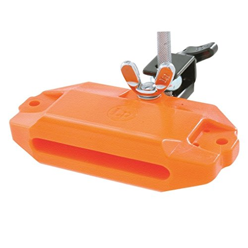 LATIN PERCUSSION LP1204   BLOQUE JAM  COLOR NARANJA