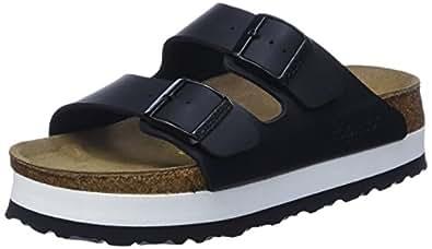 papillio by birkenstock arizona sandales femme chaussures et sacs. Black Bedroom Furniture Sets. Home Design Ideas