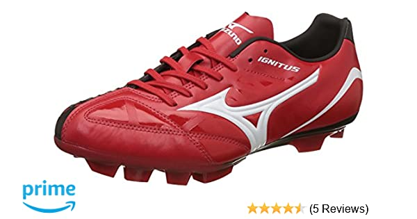 70adaff7024c Mizuno Men's Ignitus 4 Md Football Boots: Buy Online at Low Prices in India  - Amazon.in