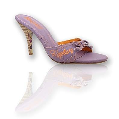 replay vissia rp614 pumps high heels damen schuhe gr 36 41 schuhe handtaschen. Black Bedroom Furniture Sets. Home Design Ideas