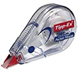 Tipp-Ex Mini Pocket Mouse Correction Tape Roller 5mmx5m Ref 812870 by Tipp Ex
