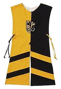 Fantashion G 414 - Disfraces infantiles, Tabard Pablo, tamaño 1, negro/amarillo