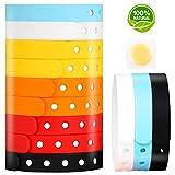 AYOUYA Bracelet Anti Moustique Bracelet en Plastique Imperméable, Mosquito Insectes...
