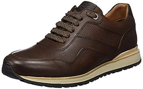 Lottusse Herren T2170 Sneakers, Braun (Custer Dc Carey), 42 EU