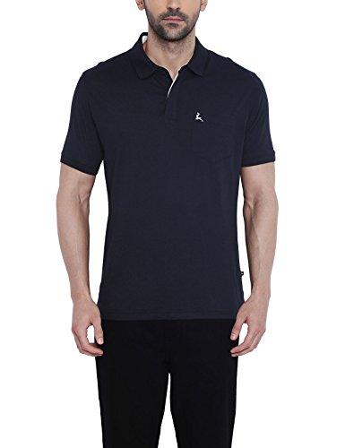 Parx Dark Blue Men's T-shirt