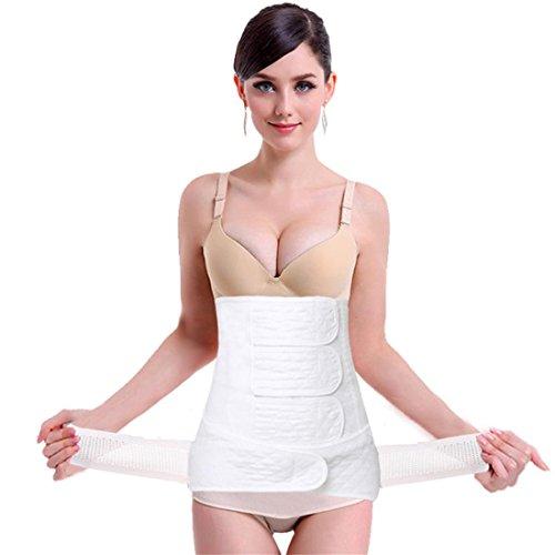 Glield Bauchband Nach Geburt, Taillentrainer, Slimmerbelt, Bauch Shaper, Taillenformer Bauchweg YFD03 (M)