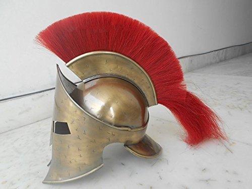 römischen 300Spartan Helm King Leonidas Film Replica Helm LARP griechischen Helm Griechischen Helm Für Kinder