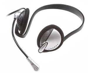 Vivanco nB loki hM avec muni-casque stéréo pour pC