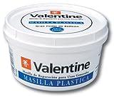Valentine - Masilla plastica yeso blanco 250 ml