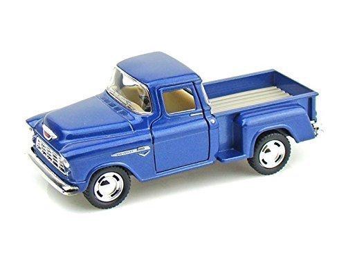 1955 Chevy Stepside Pick-Up 1/32 Blue