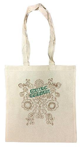 Etnic Garden Borse Riutilizzabili Per La Spesa Shopping Bag For Graceries
