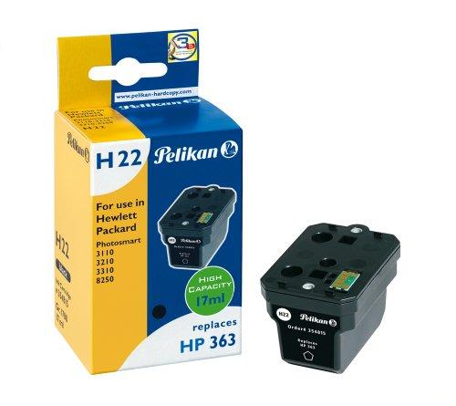 Pelikan Druckerpatrone H22 ersetzt HP C8719EE, Schwarz