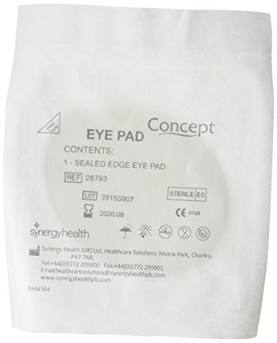 CLS vc28793 Eye Pad steril (50 Stück) - Sterile Dressing-pack