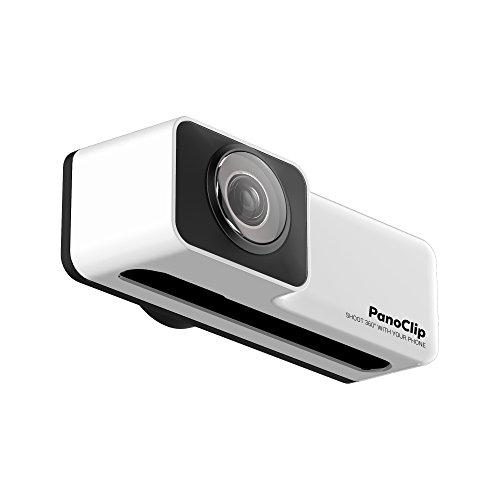 hardwrk PanoClip – Clip da Obiettivo per Apple iPhone X Come Fotocamera a 360 Gradi - Accessorio per Fotografia Fissa-Obiettivo, per Immagini a 360 Gradi