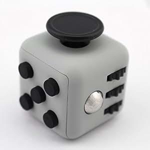 The Beard Shaper Fidget Cube Toy (Grey)