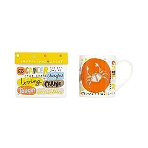 Debenhams Cancer Zodiac Mug In A Box: Debenhams: Amazon.co.uk: Kitchen ...