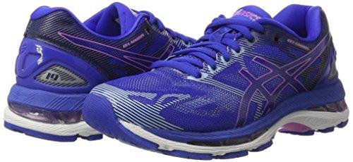 ASICS Airy Gel 19 Blu Scarpe Running PurpleViolet Nimbus Donna 7n7wfrz8Pq