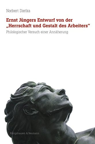 Ernst Jüngers Entwurf von der