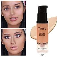 Concealer Contour Crema Powder Foundation modifizierende acné Marks duraderas líquido Concealer Dark Circle para kaschieren y konturieren 3Color opcional–colinsa