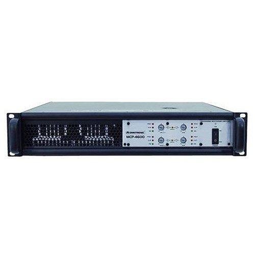 Omnitronic 10452460 MCP-4600 Mehrkanal-Endstufe