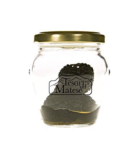 Natural Black Summer Truffle - Whole Fresh Truffle in Jar | 25g