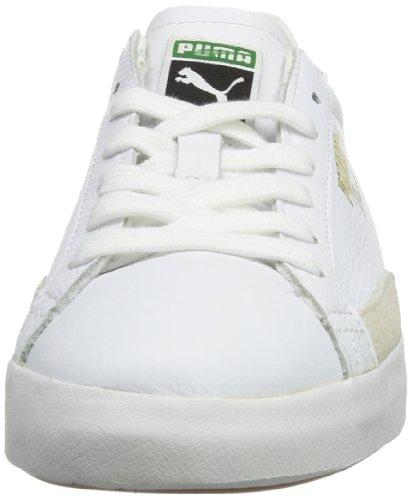 Puma Match Vulc Unisex-Erwachsene Sneakers Weiß (white-turbulence 01)