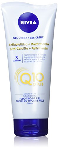 Nivea Q10 Cellulite Gel-Crema - 200 ml