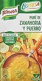 Knorr Ligeresa Puré de Zanahoria y Puerro - 500 ml