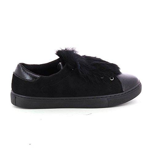 Go Tendance ,  Sneaker Donna Nero