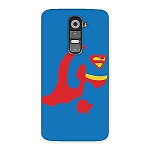 NEO WORLD Remarkable Day Art Back Case Cover for LG G2