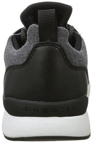 Bugatti - Dy02666, Pantofole Uomo Grau (d´grau)