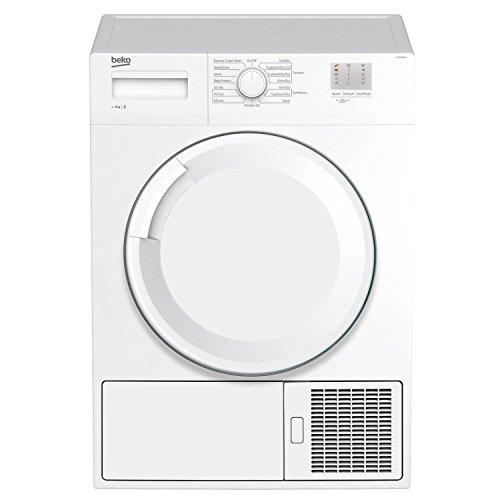 Beko DTGC8000W 8kg Freestanding Condenser Tumble Dryer - White