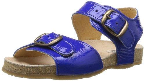 Pèpè  920,  Sandali ragazza Blu Bleu (Vernice Cloisonne) 30