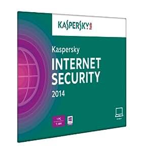 Kaspersky Internet Security 2014 - 1 PC (Frustfreie Verpackung)