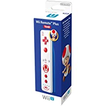 Official Nintendo Wii U Remote Plus Toad Edition