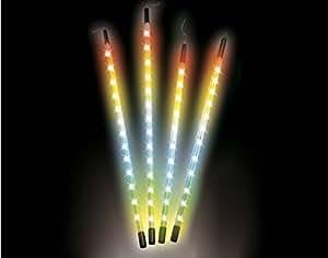 Sumex 4001830-Tubes 378 Extérieur LED Multifonction Multicolore