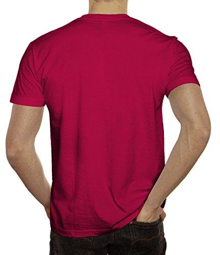 Grill Herren T-Shirt mit Fuck Your Diet Motiv von ShirtStreet Sorbet