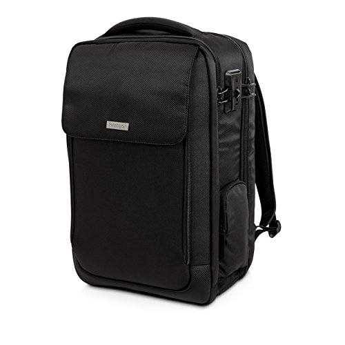 Kensington Laptop Overnight-Rucksack 17''/43.3cm SecureTrek Laptop Media