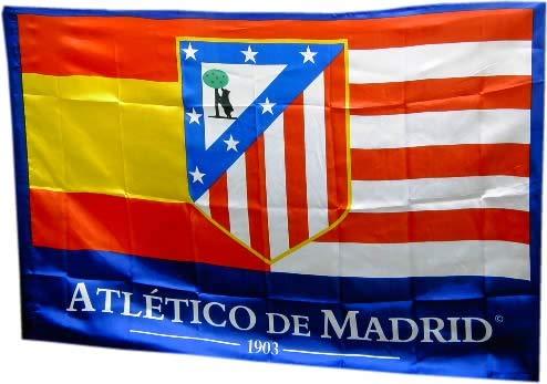 BANDERA ATLETICO DE MADRID 150x100 CM